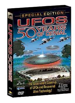 UFO 50 Years of Denial