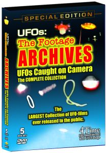 UFOs: The Footage Archives: Complete Collection