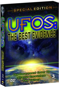 UFOS: THE BEST EVIDENCE 3 DVD SPECIAL EDITION