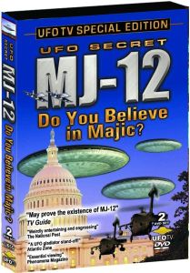 MJ12 Believe in Magic 2 DVDs