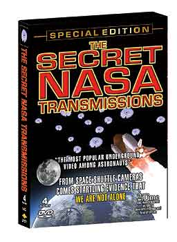 Secret NASA Transmissions - Complete Series - 4 DVD